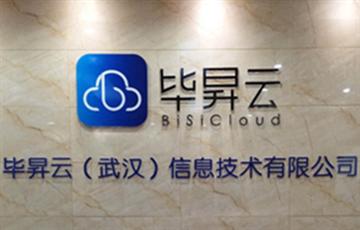 热烈欢迎毕昇云(武汉)信息技术有限公司申请成为省安协理事单位