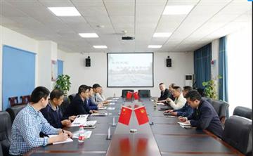 【副会长动态】市公交集团公司、票务管理公司领导一行到武汉融威公司考察交流