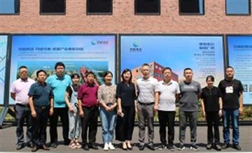 会员动态 | 湖北省安协、宜昌市安协领导莅临金邦科技调研交流