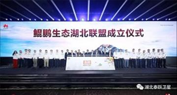 常务理事动态 | 泰跃卫星入选首批鲲鹏生态湖北联盟